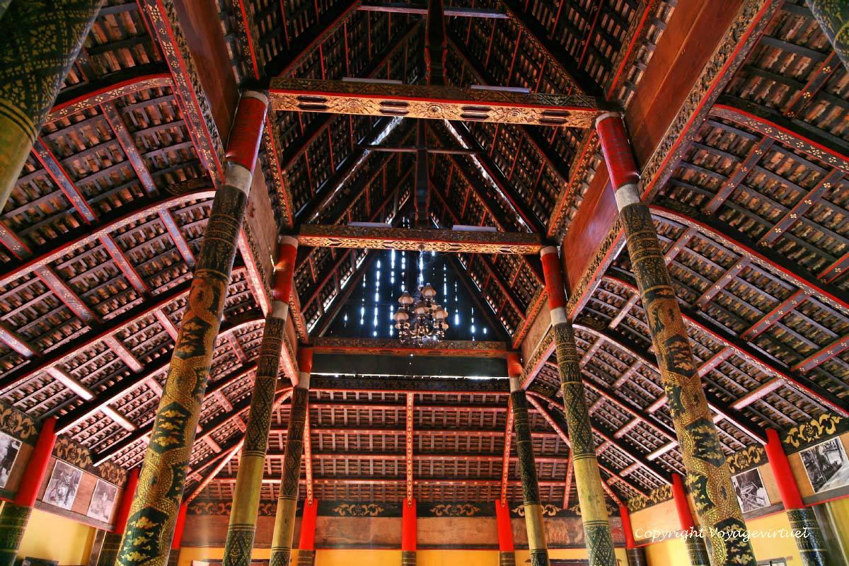 innenarchitektur der pagode aus dem 19. jahrhundert, roka kandal, Innenarchitektur ideen
