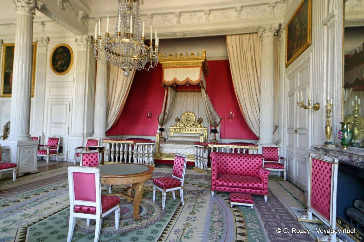 Das zimmer der kaiserin grand trianon versailles for Chambre louis xvi versailles