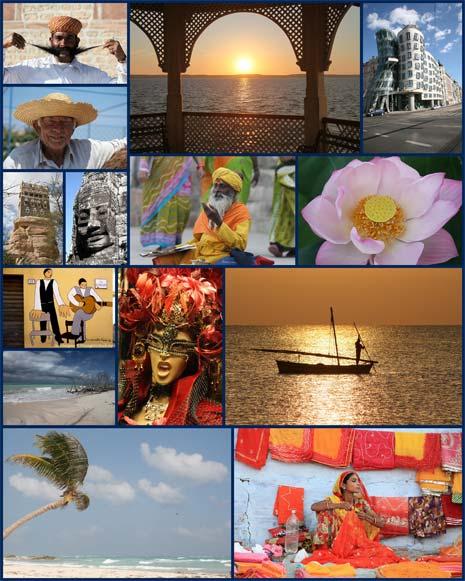 Voyagevirtuel.de collage