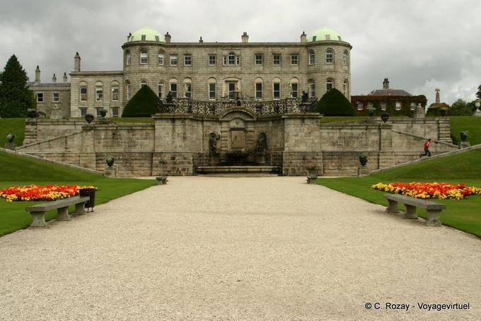 Jardin de Powerscourt, Irlande 5679