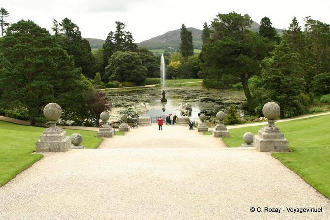 Jardin de Powerscourt, Irlande 5680