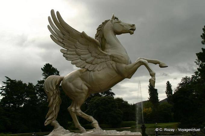 Jardin de Powerscourt, Irlande 5684