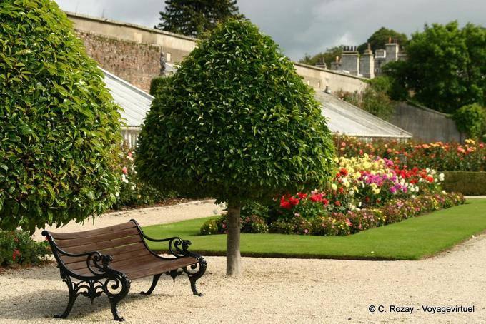 Jardin de Powerscourt, Irlande 5722