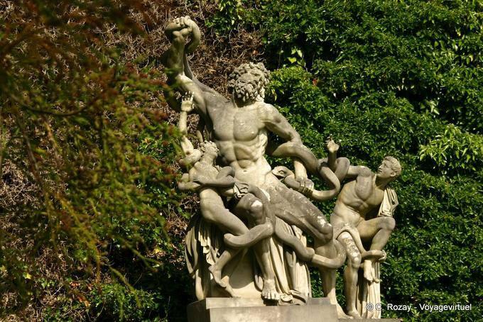 Jardin de Powerscourt, Irlande 5743