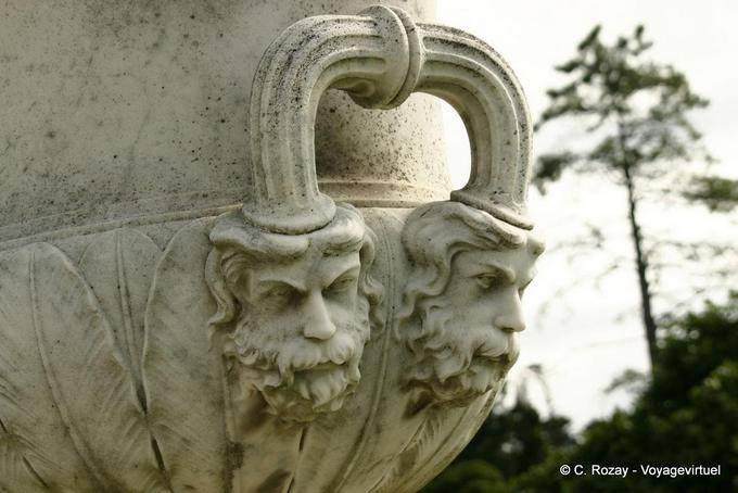 Jardin de Powerscourt, Irlande 5748