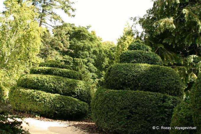 Jardin de Powerscourt, Irlande 5757