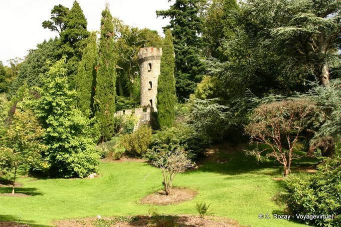 Jardin de Powerscourt, Irlande 5759