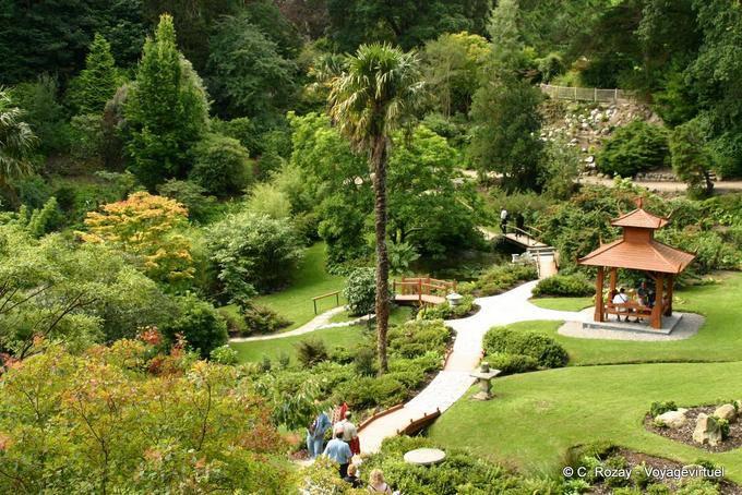 Jardin de Powerscourt, Irlande 5760