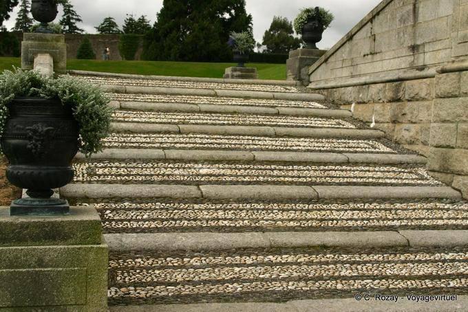 Jardin de Powerscourt, Irlande 5769