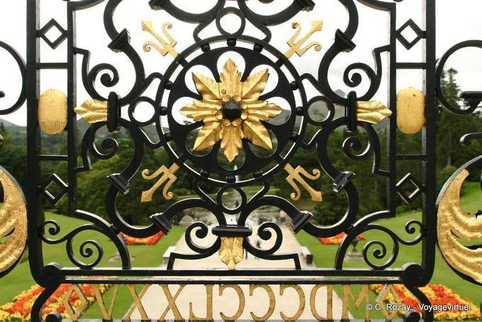 Jardin de Powerscourt, Irlande 5775