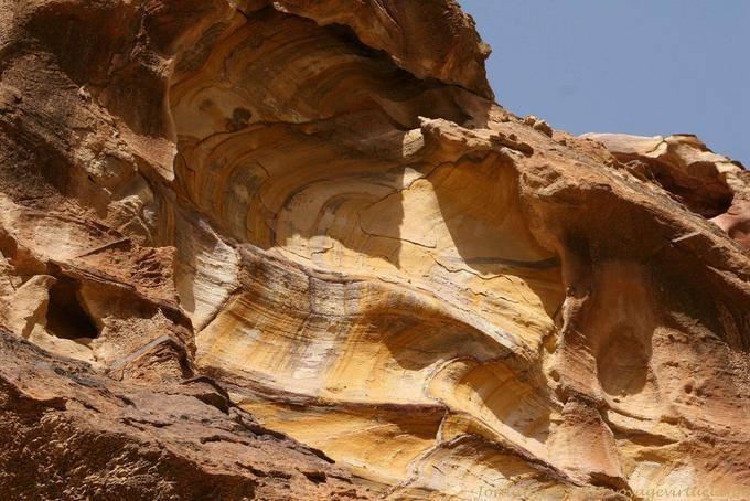 Pétra Wadi el Mudhlim 194