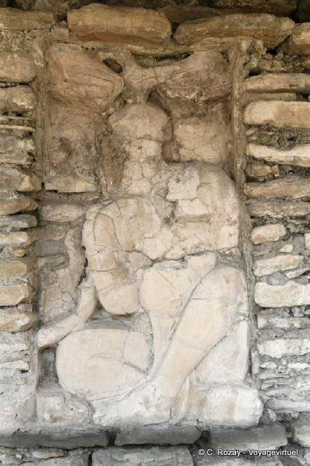 Toniná cité maya 25