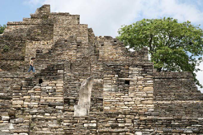 Toniná cité maya 35