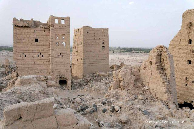 Marib Old City 2004