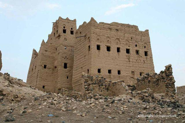Marib Old City 2011
