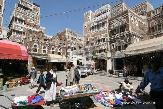 Sanaa Bab El Yemen 896
