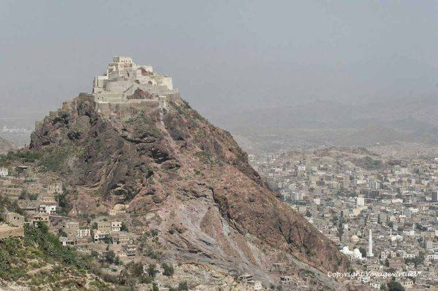Taez Citadelle 1339