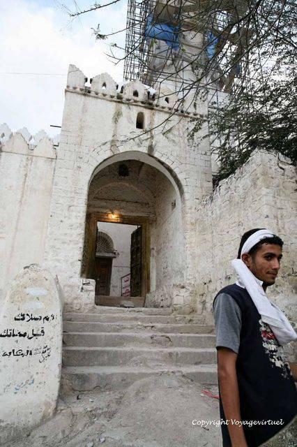 Taez Mosque Al Ashrafiya 2822